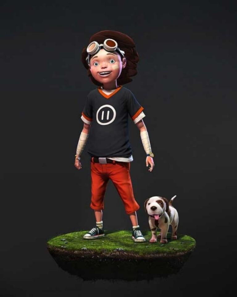 Most-Beautiful-3D-Cartoon-Character-Designs-6 60 Most Beautiful 3D Cartoon Character Designs