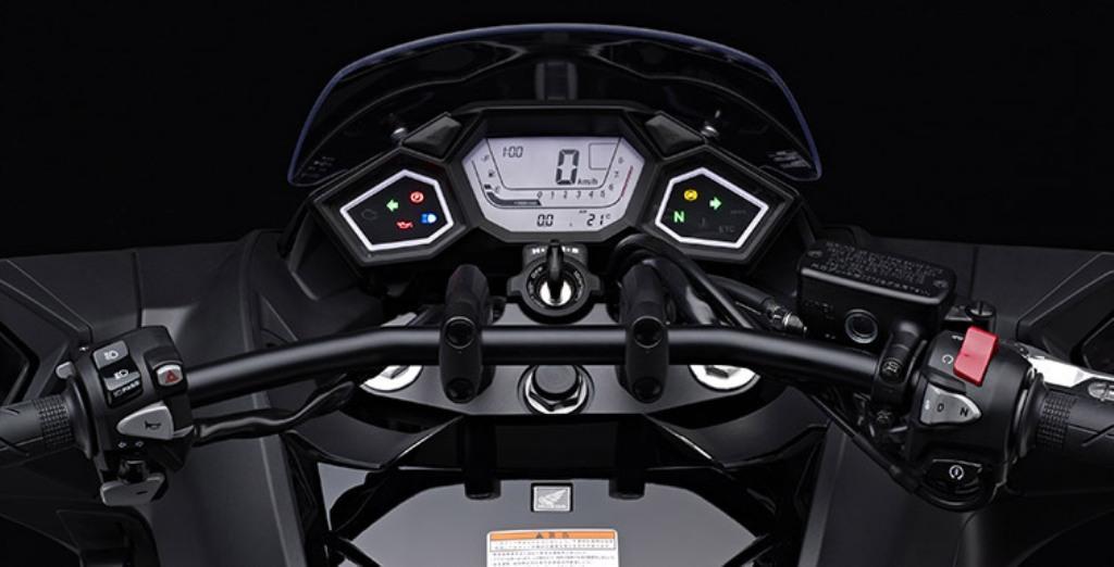 NM4_2016 Best 25 Motorcycle Models Released by Honda