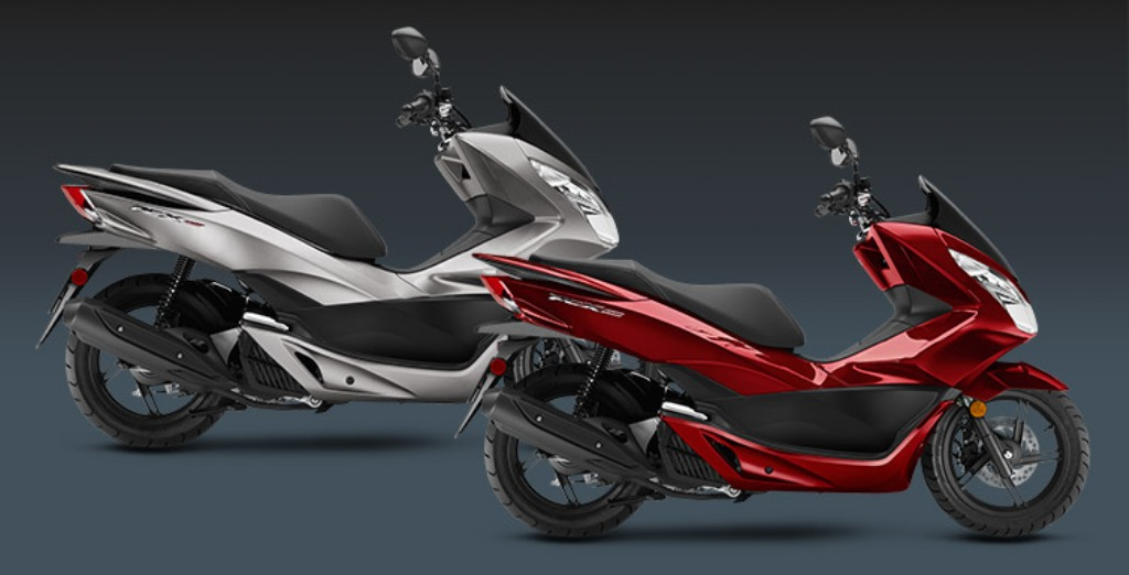 PCX-2016 Best 25 Motorcycle Models Released by Honda