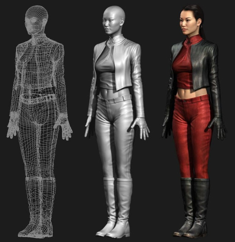 Realistic-3D-Character-Designs-33 5 Tips to Create Realistic 3D Character Designs