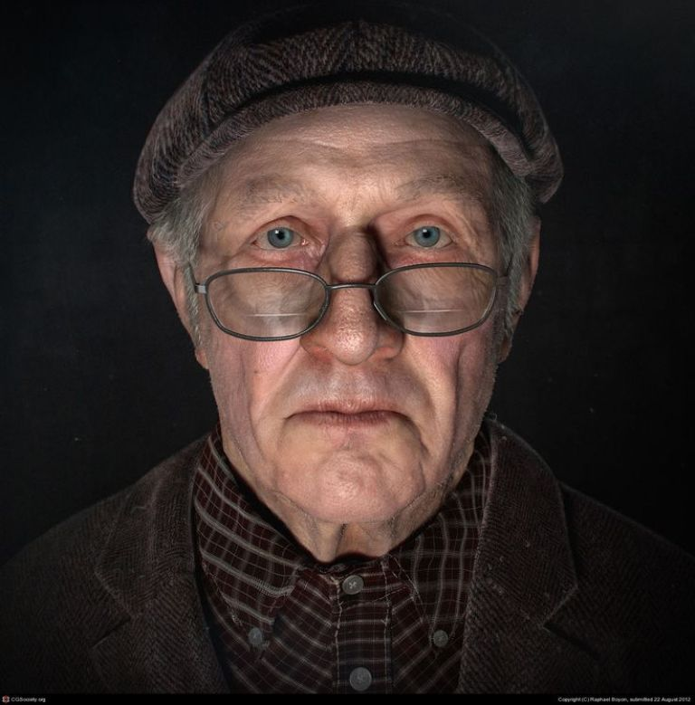 Realistic-3D-Character-Designs-38 5 Tips to Create Realistic 3D Character Designs