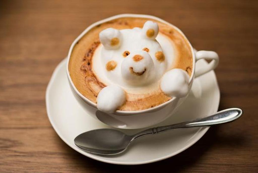 Sculptures-of-3D-Latte-Art-1 32 Most Eye-catching Sculptures of 3D Latte Art