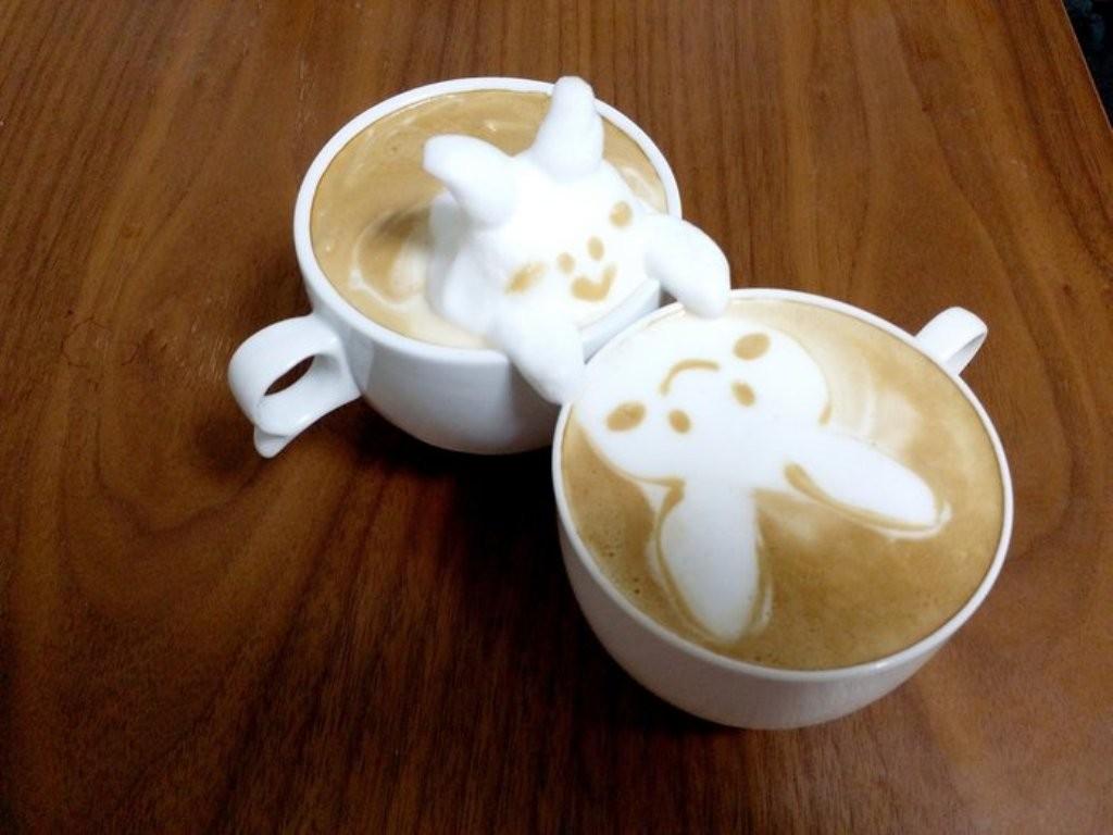 Sculptures-of-3D-Latte-Art-18 32 Most Eye-catching Sculptures of 3D Latte Art