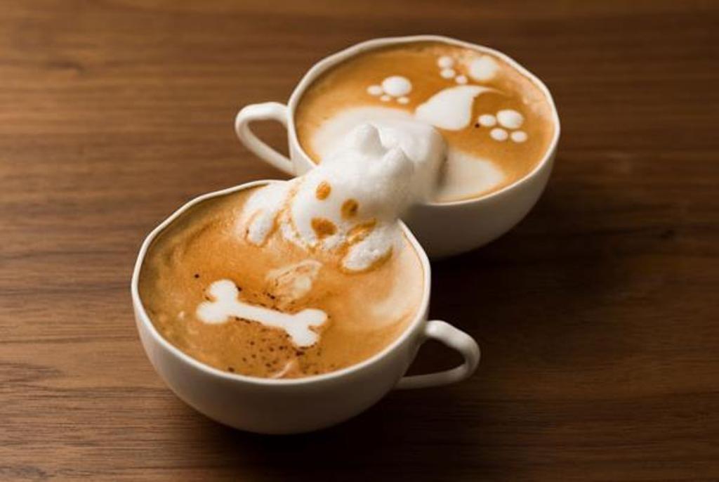 Sculptures-of-3D-Latte-Art-20 32 Most Eye-catching Sculptures of 3D Latte Art