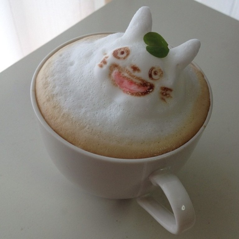 Sculptures-of-3D-Latte-Art-21 32 Most Eye-catching Sculptures of 3D Latte Art