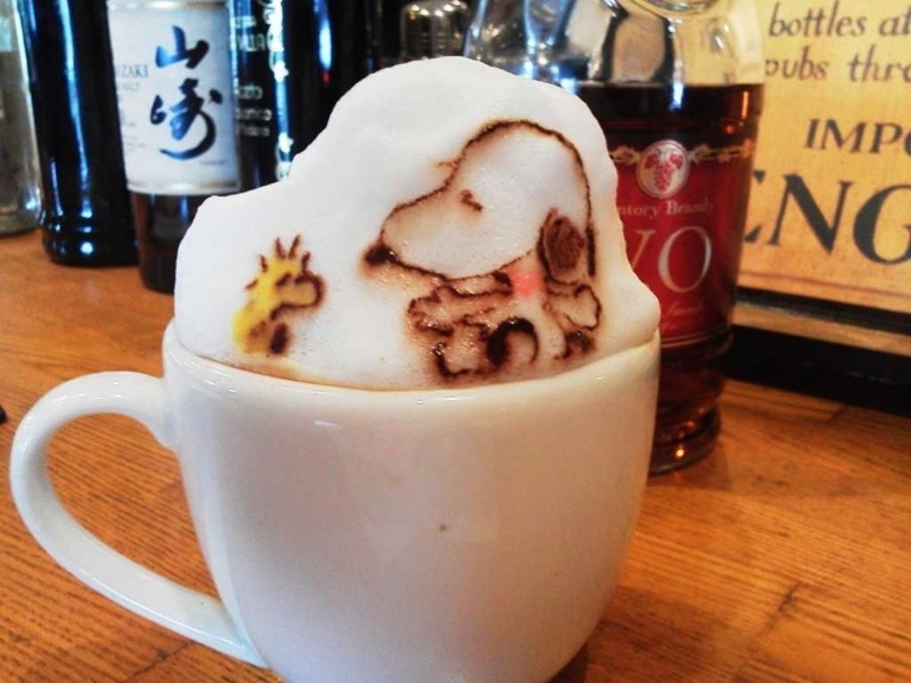 Sculptures-of-3D-Latte-Art-22 32 Most Eye-catching Sculptures of 3D Latte Art