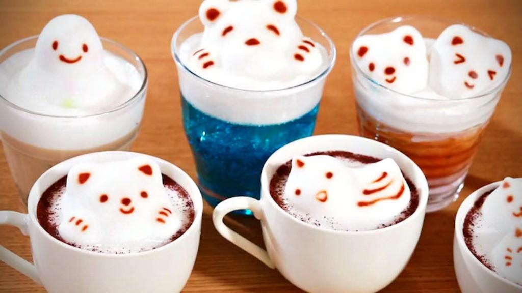 Sculptures-of-3D-Latte-Art-24 32 Most Eye-catching Sculptures of 3D Latte Art