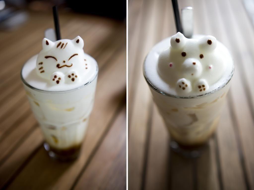 Sculptures-of-3D-Latte-Art-25 32 Most Eye-catching Sculptures of 3D Latte Art