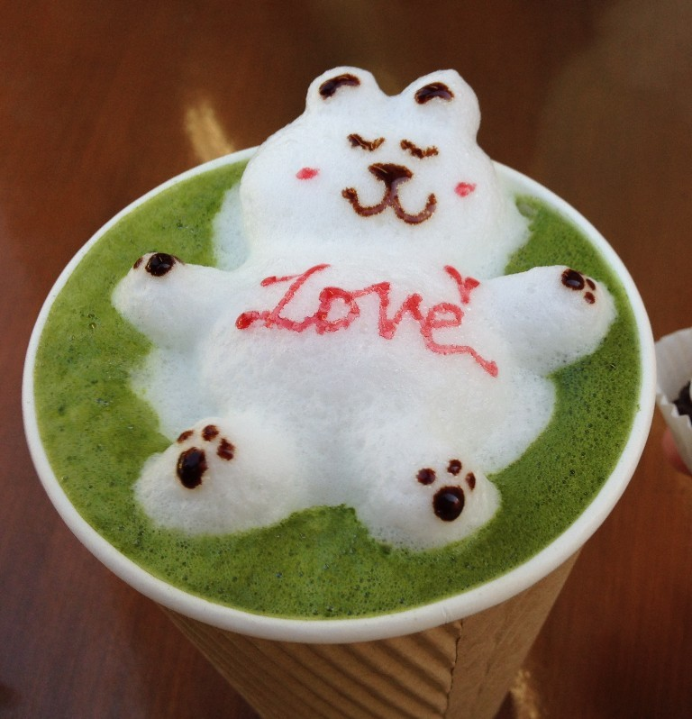 Sculptures-of-3D-Latte-Art-29 32 Most Eye-catching Sculptures of 3D Latte Art