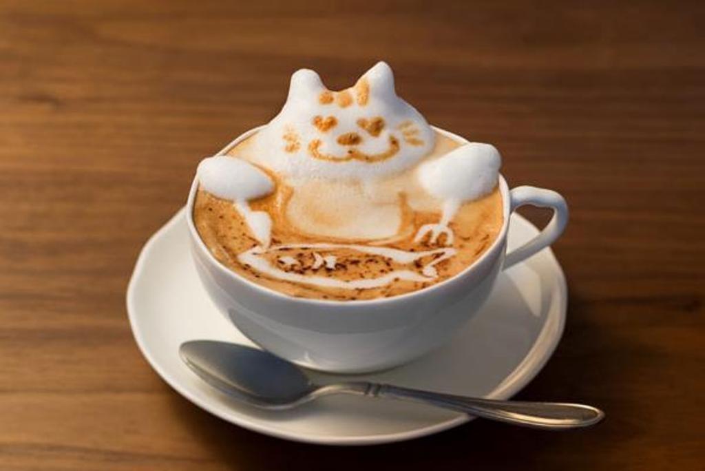 Sculptures-of-3D-Latte-Art-6 32 Most Eye-catching Sculptures of 3D Latte Art