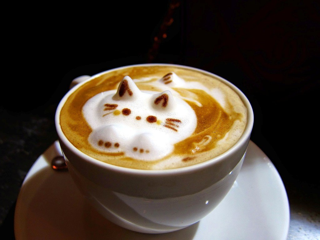 Sculptures-of-3D-Latte-Art-9 32 Most Eye-catching Sculptures of 3D Latte Art
