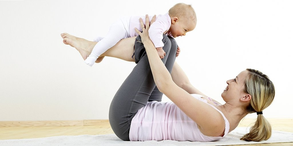 Start-doing-exercises-after-pregnancy1 9 Simple Tips to Stop Gaining Weight after Pregnancy