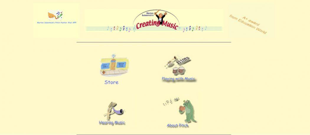 createmusic Best 10 Websites For Kids ... [They Will Enjoy]