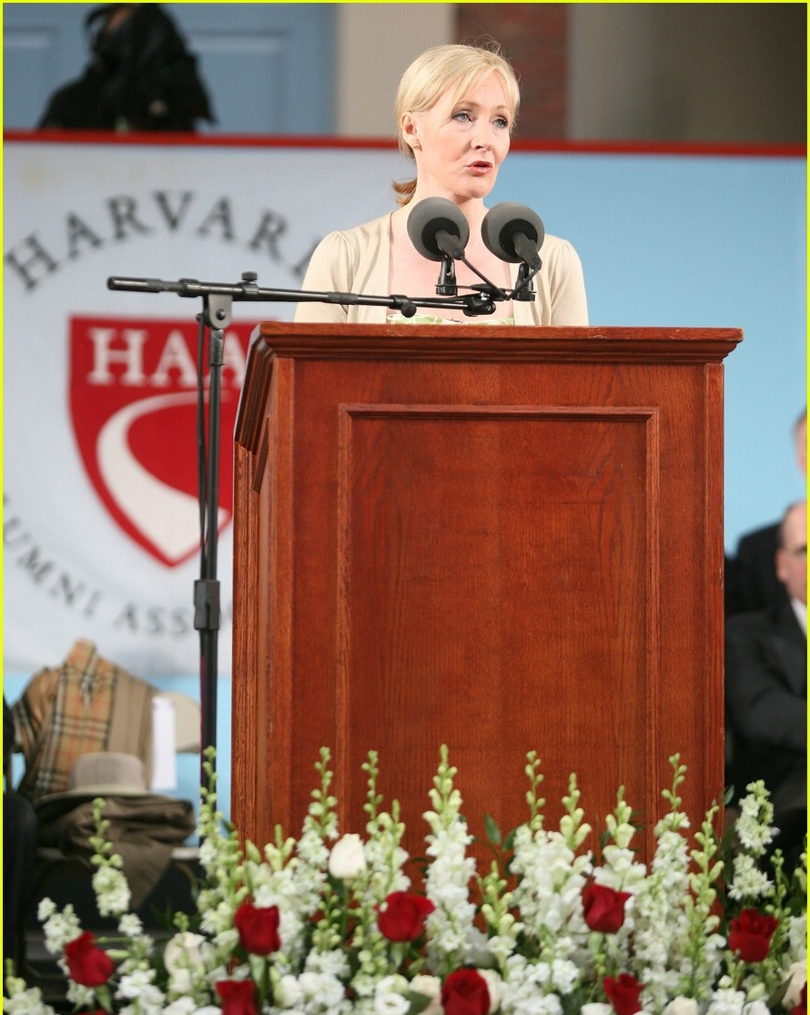 jk-rowling-harvard-commencement-04 Top 10 Graduation Speeches That Will Motivate You