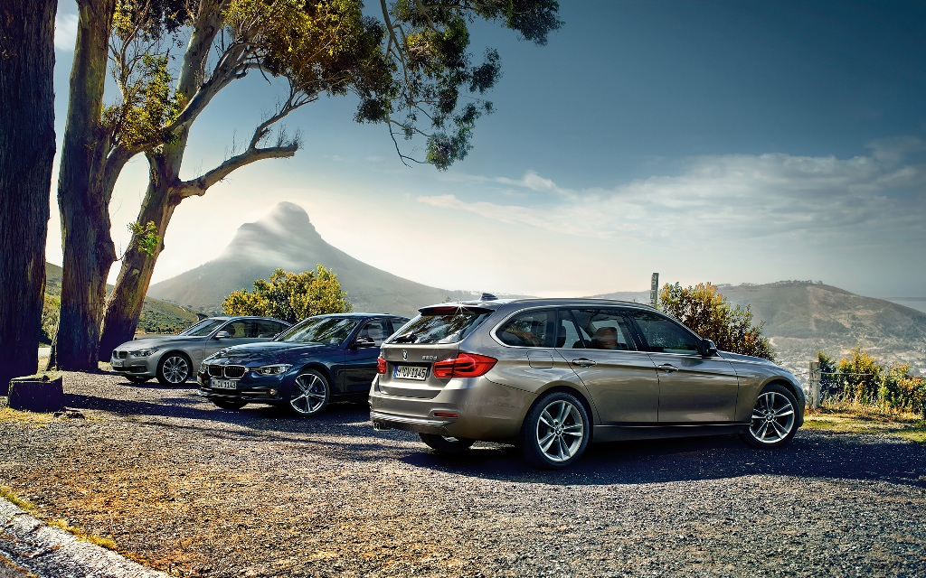 BMW-3-Series-4 Exclusive: Extra 2 New Models to BMW 3 Series