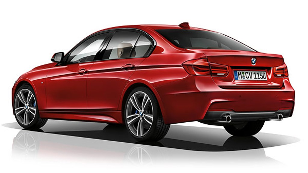 BMW-340i-Sedan. Exclusive: Extra 2 New Models to BMW 3 Series