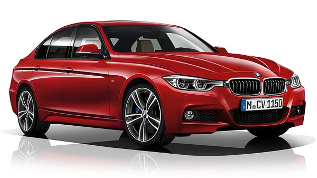 BMW-340i-Sedan Exclusive: Extra 2 New Models to BMW 3 Series