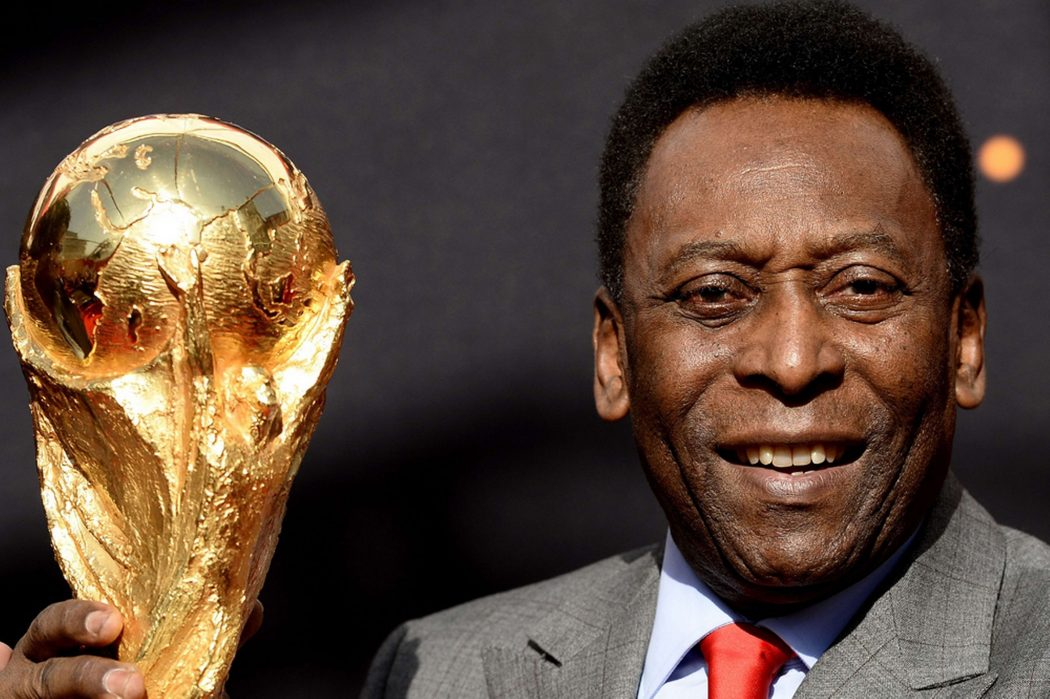 Edson-Pele Top 10 Most Effective Persons in the World