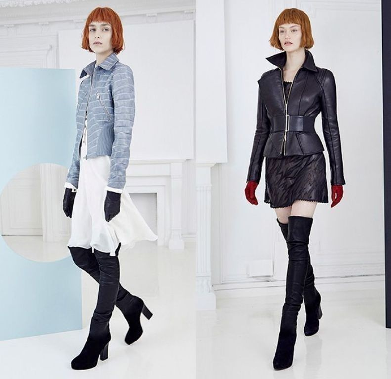 Leather-Jackets-for-Women-in-2016-10 62 Most Amazing Leather Jackets for Women in 2020