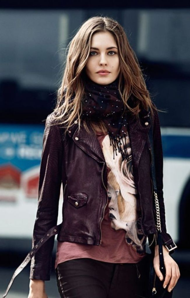Leather-Jackets-for-Women-in-2016-18 62 Most Amazing Leather Jackets for Women in 2019