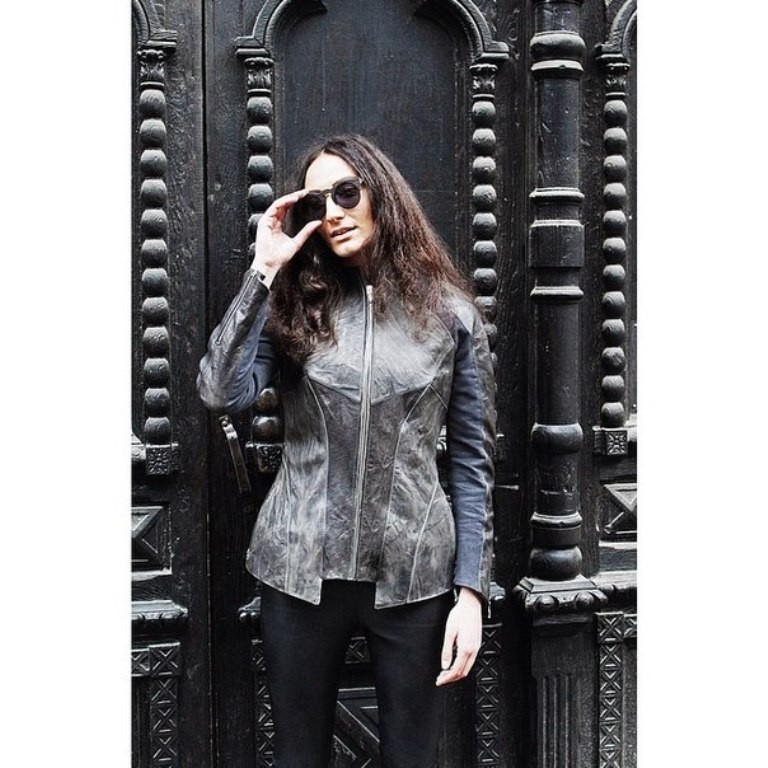 Leather-Jackets-for-Women-in-2016-27 62 Most Amazing Leather Jackets for Women in 2020