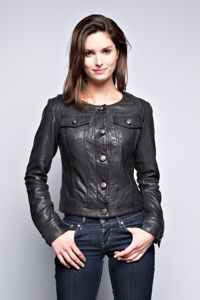 Leather-Jackets-for-Women-in-2016-32 62 Most Amazing Leather Jackets for Women in 2017