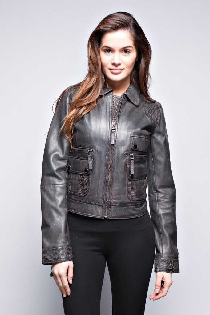 Leather-Jackets-for-Women-in-2016-34 62 Most Amazing Leather Jackets for Women in 2019