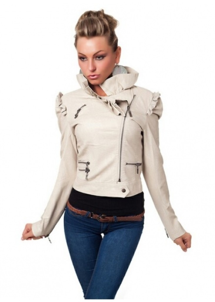 Leather-Jackets-for-Women-in-2016-37 62 Most Amazing Leather Jackets for Women in 2019