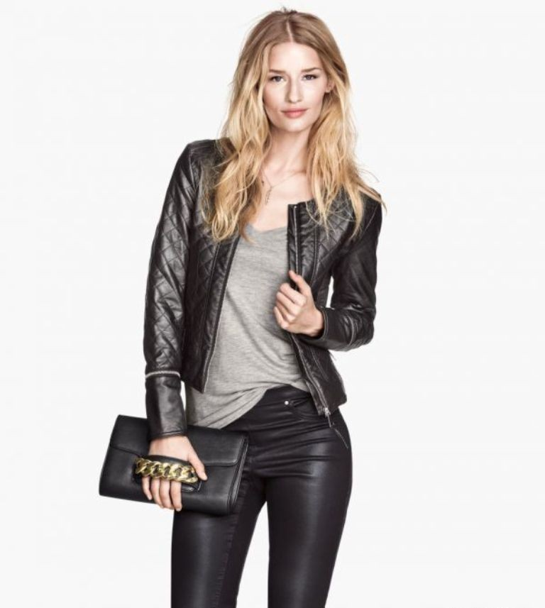 Leather-Jackets-for-Women-in-2016-4 62 Most Amazing Leather Jackets for Women in 2019