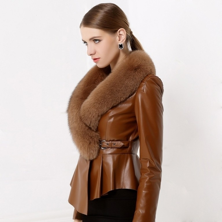 Leather-Jackets-for-Women-in-2016-62 62 Most Amazing Leather Jackets for Women in 2019