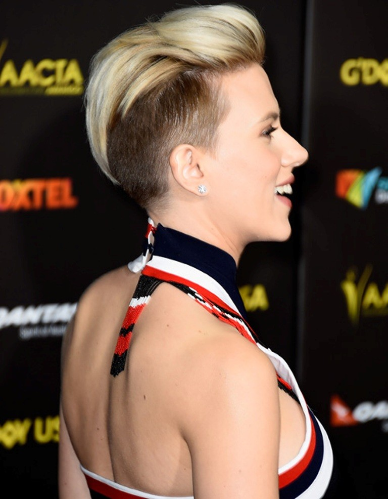 Scarlett The Worst Celebrity Hairstyles in 2015