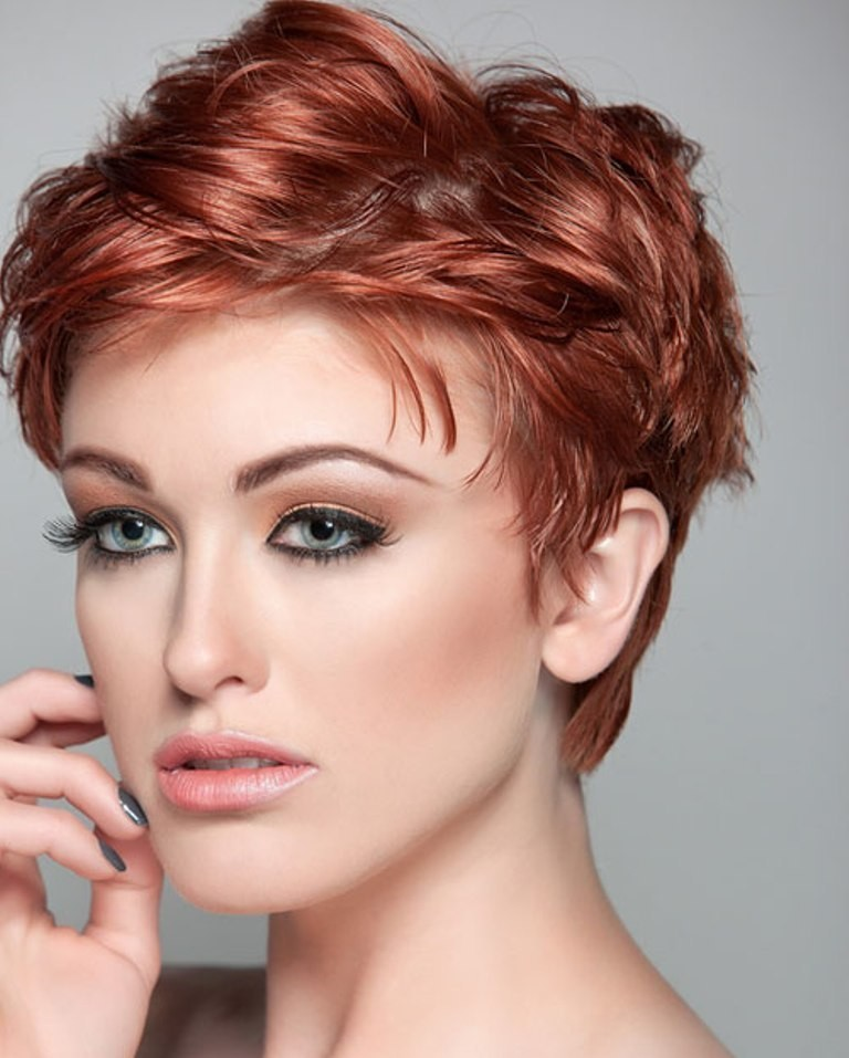 Short-Hairstyles-in-2015-14 75 Most Breathtaking Short Hairstyles in 2017