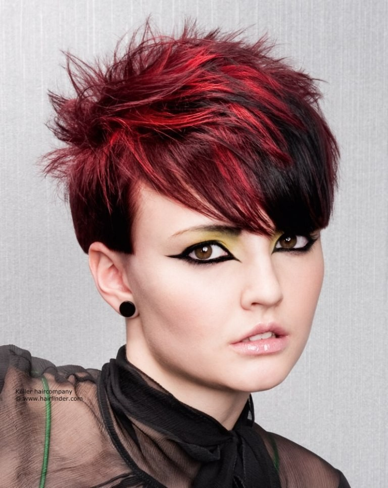 Short-Hairstyles-in-2015-18 75 Most Breathtaking Short Hairstyles in 2017