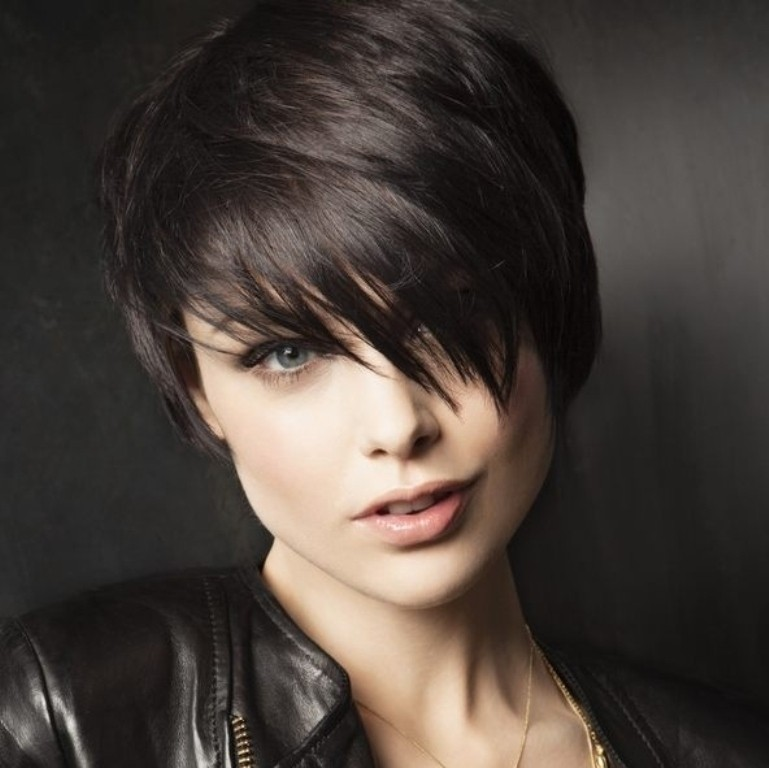 Short-Hairstyles-in-2015-3 75 Most Breathtaking Short Hairstyles in 2017