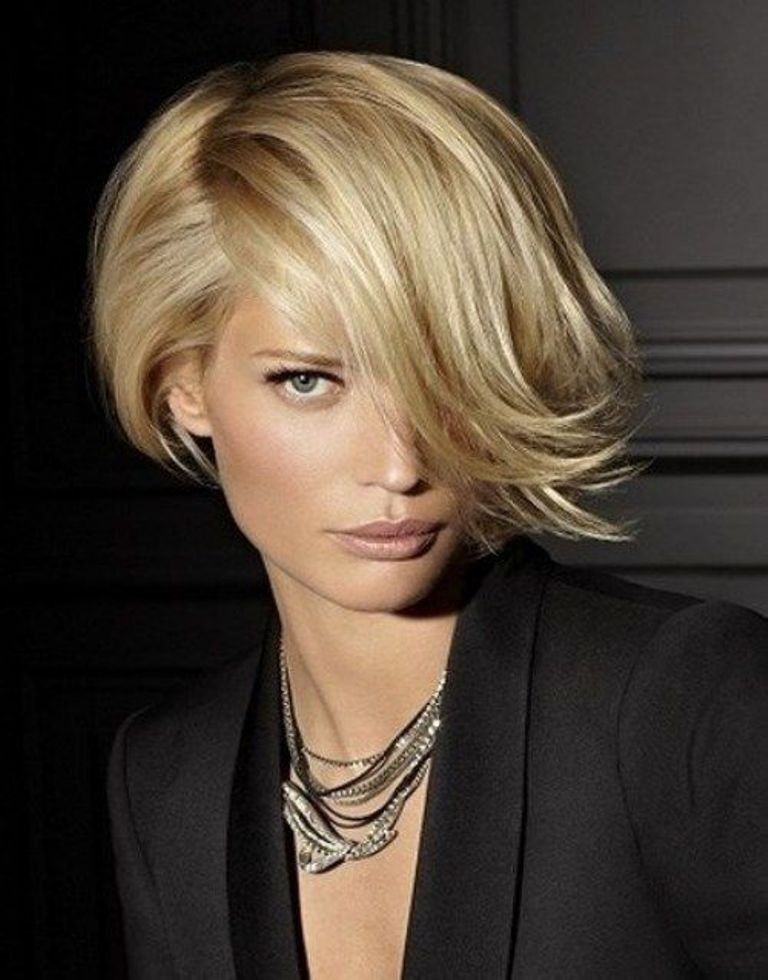 Short-Hairstyles-in-2015-35 75 Most Breathtaking Short Hairstyles in 2017