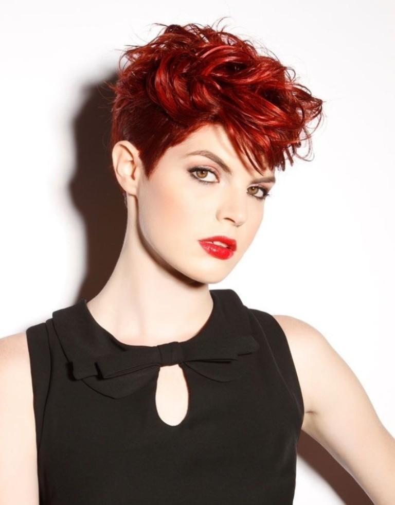 Short-Hairstyles-in-2015-40 75 Most Breathtaking Short Hairstyles in 2020