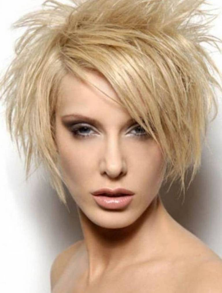 Short-Hairstyles-in-2015-42 75 Most Breathtaking Short Hairstyles in 2017