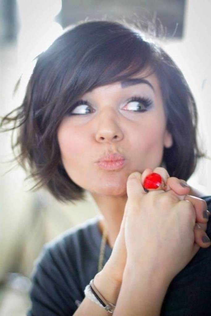 Short-Hairstyles-in-2015-67 75 Most Breathtaking Short Hairstyles in 2017