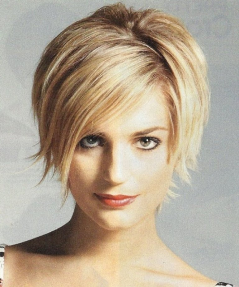 Short-Hairstyles-in-2015-69 75 Most Breathtaking Short Hairstyles in 2020