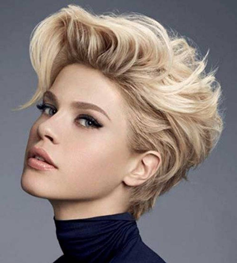 Short-Hairstyles-in-2015 75 Most Breathtaking Short Hairstyles in 2020