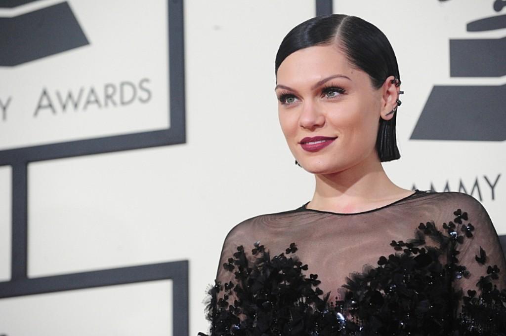 Singer-Jessie-J-in-Grammys-2015. 15 Worst Celebrity Hairstyles ... [You Will Be Shocked]