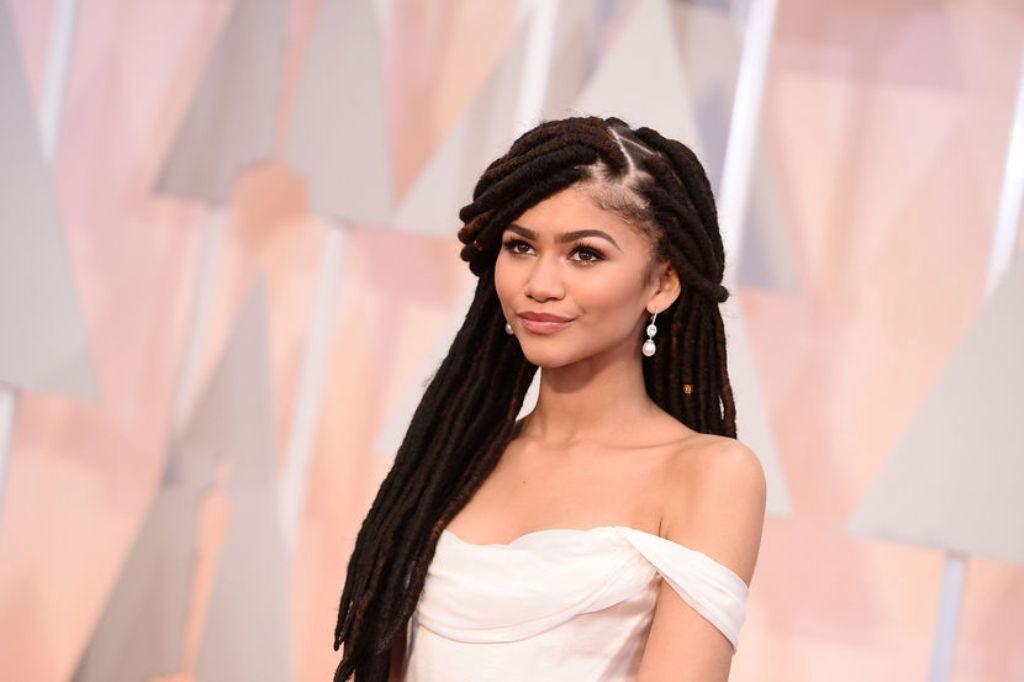 Zendaya-dreadlocks. 15 Worst Celebrity Hairstyles ... [You Will Be Shocked]