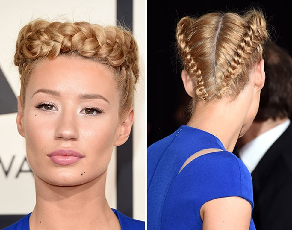 iggy-azalea 15 Worst Celebrity Hairstyles ... [You Will Be Shocked]