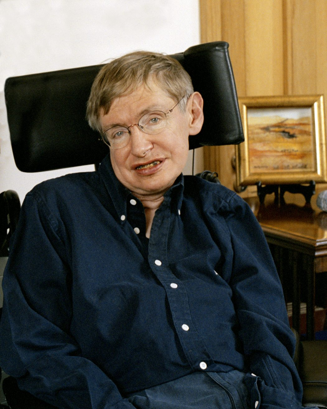 stephen-hawking-at-home Top 10 Most Effective Persons in the World