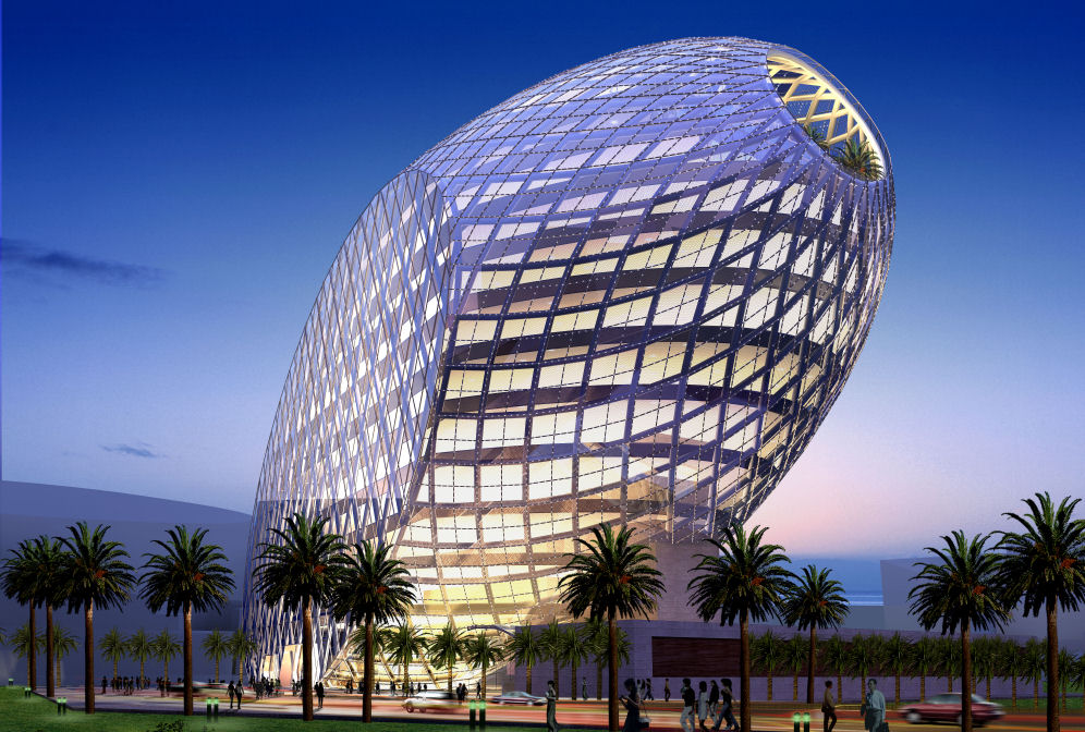2361_4_Egg-6-big Top 10 Most Beautiful Buildings in the World in 2017