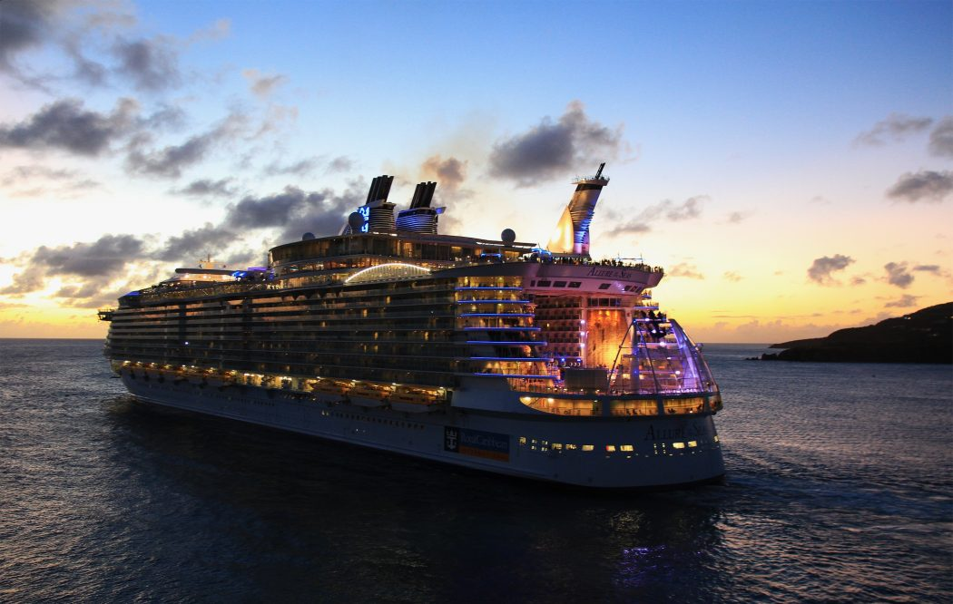 Allure_of_the_seas_night Top 10 Best Carnival Cruises in 2017