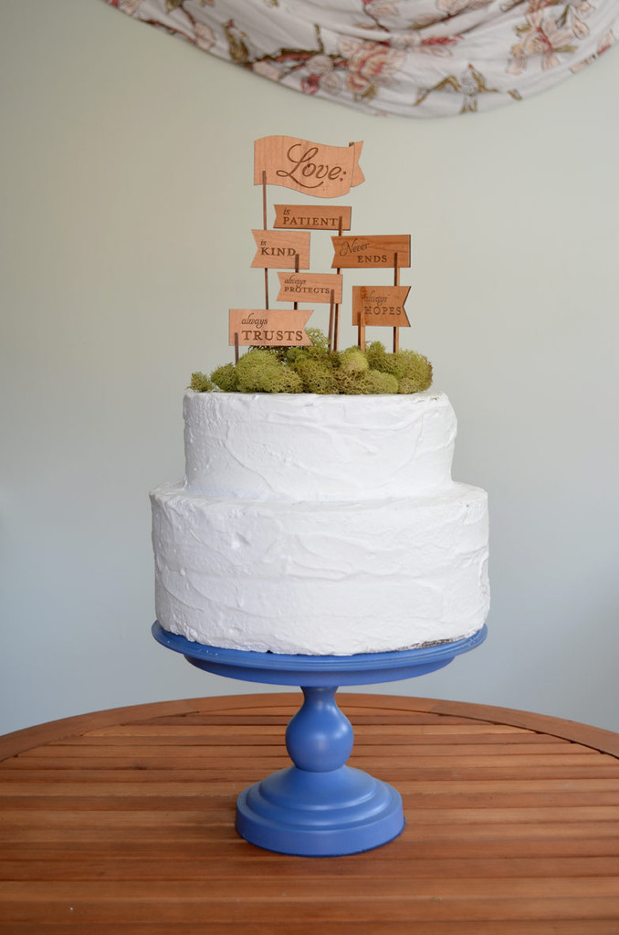 CT_LOVE_IS_02 Top 10 Most Unique and Funny Wedding Cake Toppers 2019