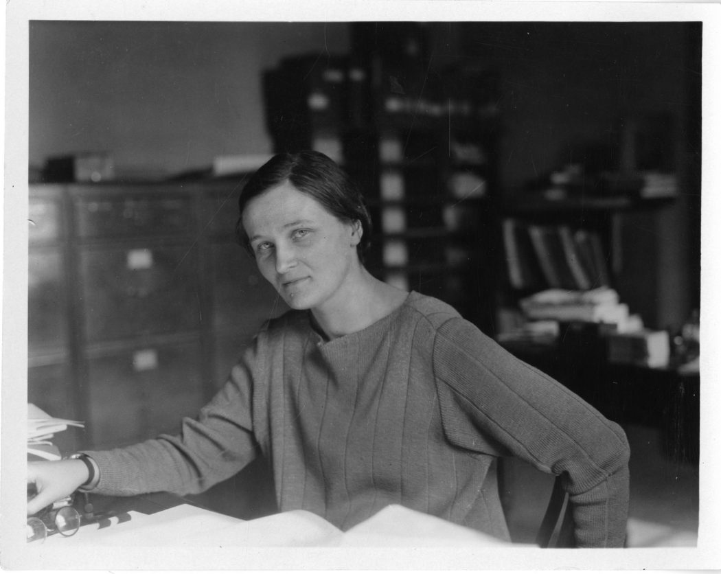 Cecilia_Helena_Payne_Gaposchkin_1900-1979_3 Top 10 Women Scientists You Should Know