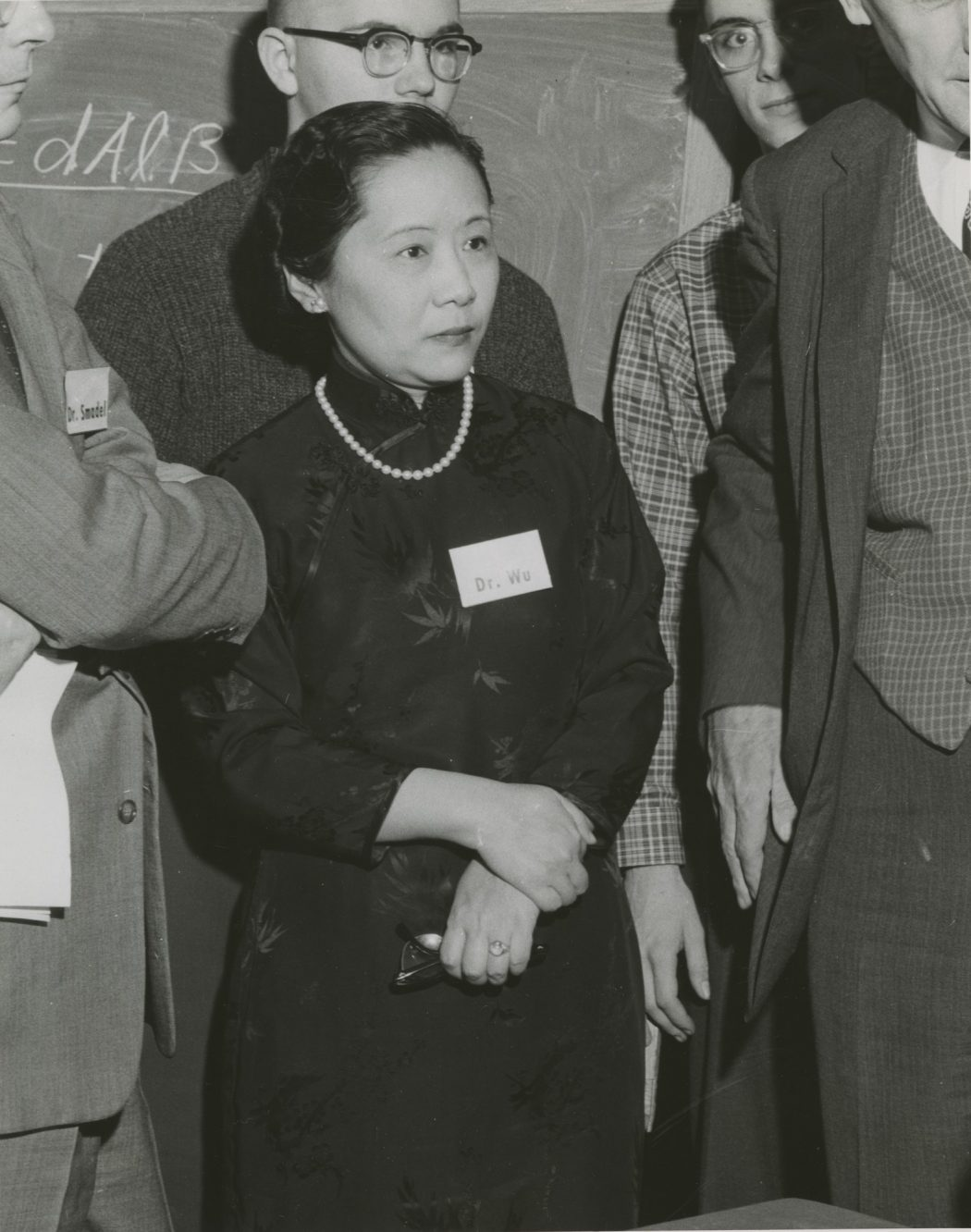 Chien-shiung_Wu_1912-1997_3 Top 10 Women Scientists You Should Know