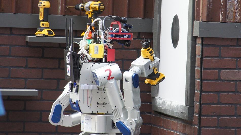 DARPATeamKAISTHubo Top 10 Robotics Competitions Ever